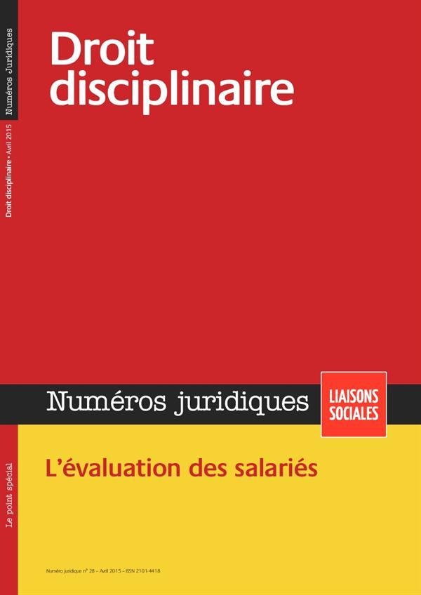 Droit Disciplinaire